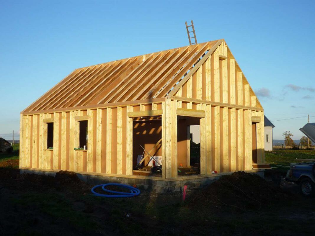 Maison Clé En Main Calvados constructeur de maison bois passive et bbc caen calvados et