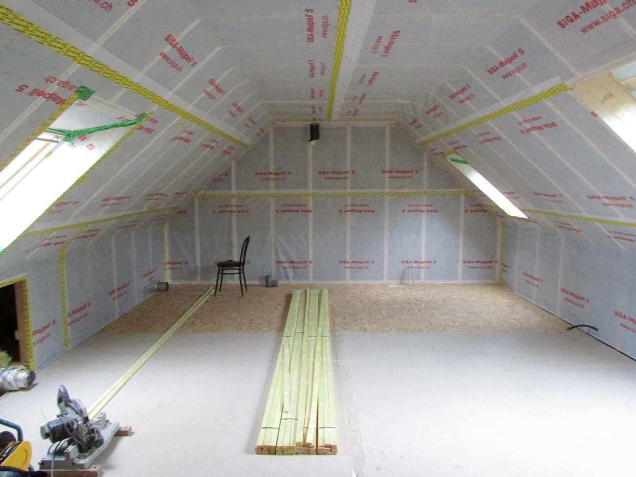 Isolation thermique de votre maison mat riaux performants for Amelioration isolation maison