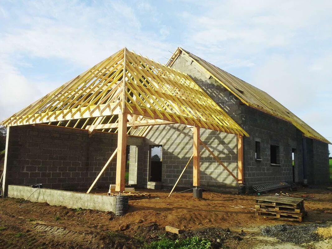Extension bois maison de votre maison sans la dnaturer for Maison extension bois