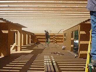 Constructeur maison bois à Deauville